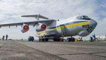 UR-76413 - Ukraine - Air Force Ilyushin Il-76 (all models) aircraft