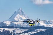 HB-AEO - Sky Work Airlines Dornier Do.328 aircraft
