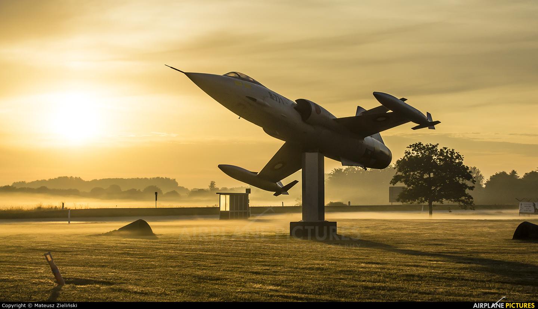 Denmark - Air Force R-771 aircraft at Aalborg