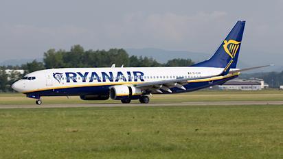 EI-DAM - Ryanair Boeing 737-800