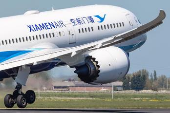 B-7836 - Xiamen Airlines Boeing 787-9 Dreamliner