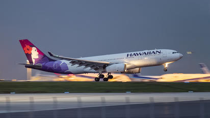 N388HA - Hawaiian Airlines Airbus A330-200