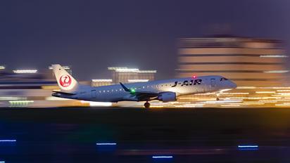 JA247J - J-Air Embraer ERJ-190 (190-100)