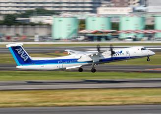 JA841A - ANA Wings de Havilland Canada DHC-8-400Q / Bombardier Q400