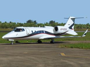 LV-CCO - Baires Fly Learjet 60