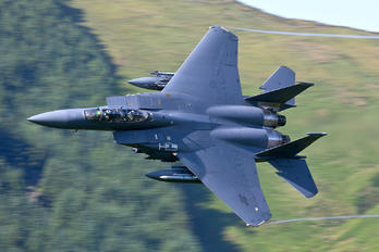 91-0605 - USA - Air Force McDonnell Douglas F-15E Strike Eagle