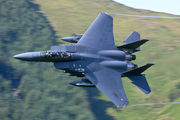 91-0605 - USA - Air Force McDonnell Douglas F-15E Strike Eagle aircraft