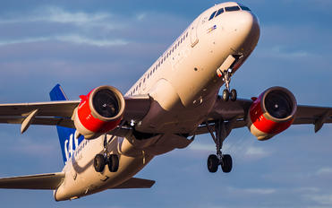 SE-ROE - SAS - Scandinavian Airlines Airbus A320 NEO