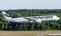 OH-LWC - Finnair Airbus A350-900 aircraft