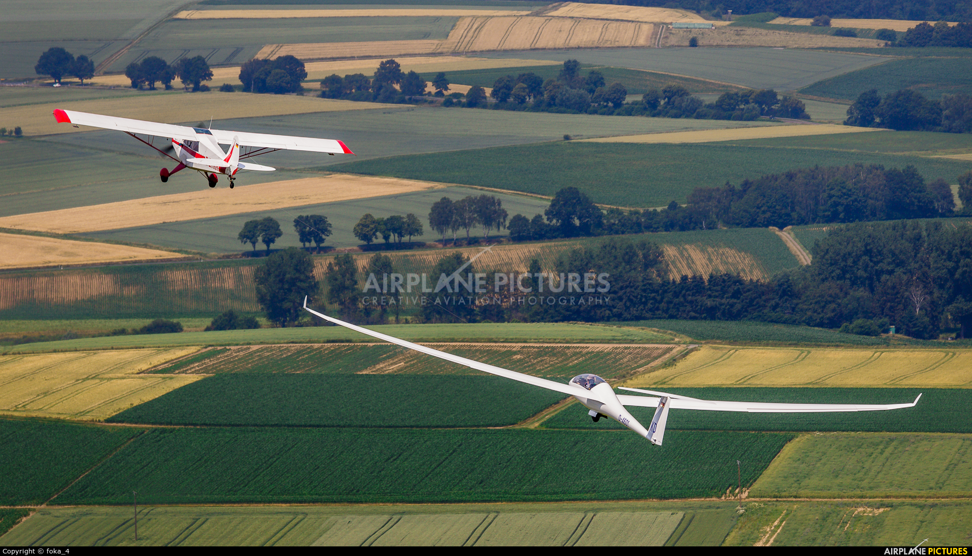 Private D-4601 aircraft at In Flight - Germany