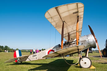 G-FDHB - Private Bristol Scout Replica