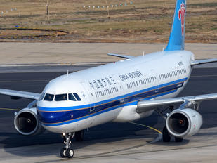 B-6267 - China Southern Airlines Airbus A321
