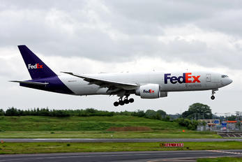 N889FD - FedEx Federal Express Boeing 777F