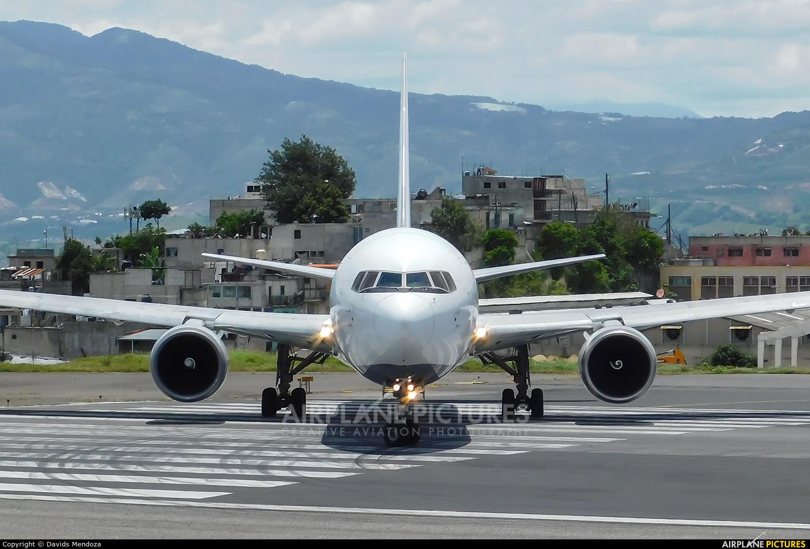 ABX Air N363CM aircraft at Guatemala - La Aurora