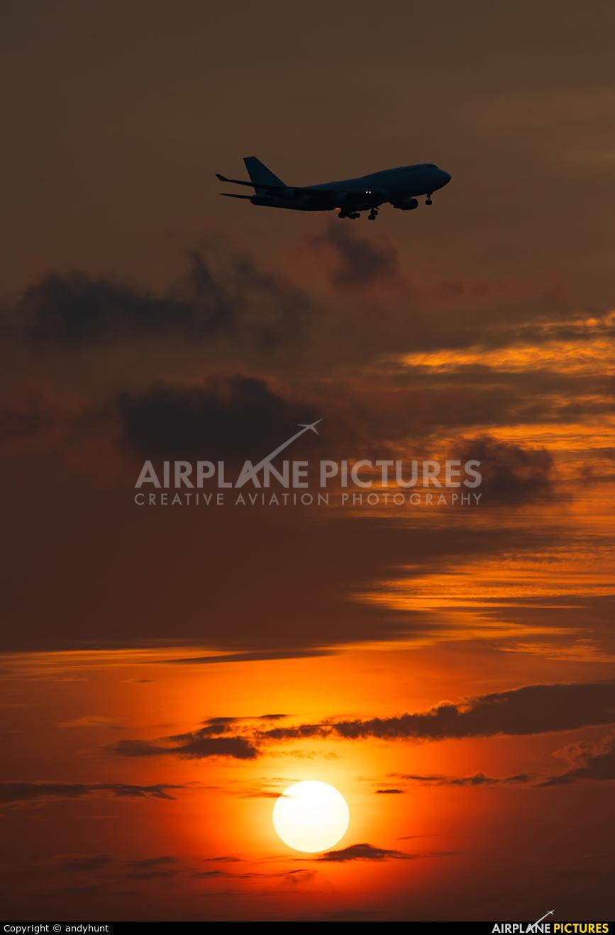 Air Hong Kong B-HKX aircraft at Singapore - Changi