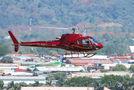 Private Aerospatiale AS350 Ecureuil/AStar TI-BBU at San Jose - Juan Santamaría Intl airport