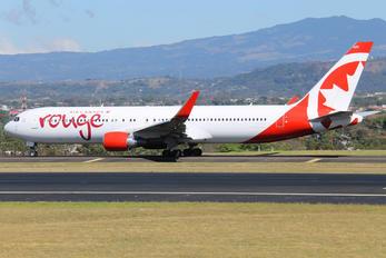 C-FIYA - Air Canada Rouge Boeing 767-300ER