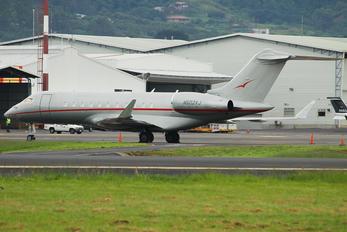 N502VJ - Vistajet Bombardier BD-700 Global Express