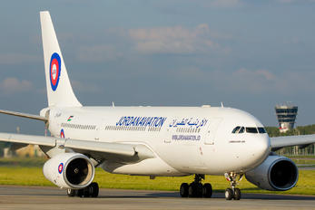 JY-JVA - Jordan Aviation Airbus A330-200