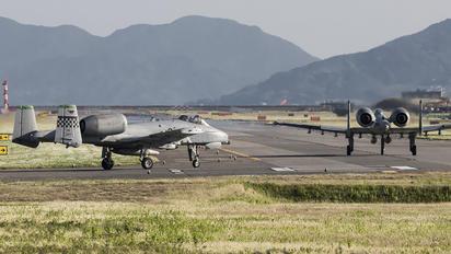 81-0971 - USA - Air Force Fairchild A-10 Thunderbolt II (all models)