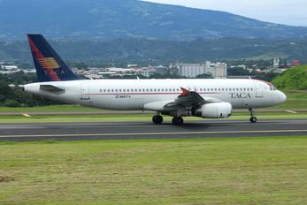 N687TA - Avianca Airbus A320
