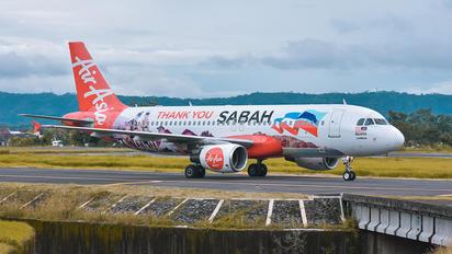 9M-AHT - AirAsia (Malaysia) Airbus A320