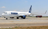 New Boeing 737-800 for Tarom title=