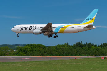 JA601A - Air Do - Hokkaido International Airlines Boeing 767-300