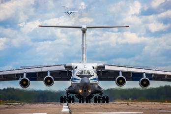 RF-78805 - Russia - Air Force Ilyushin Il-76 (all models)