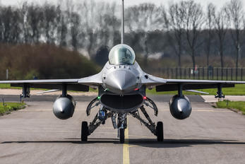 J-017 - Netherlands - Air Force General Dynamics F-16A Fighting Falcon