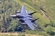 91-0316 - USA - Air Force McDonnell Douglas F-15E Strike Eagle aircraft
