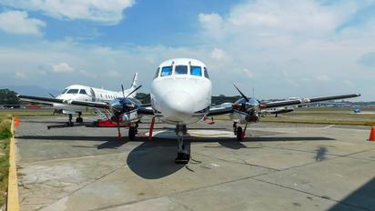 TG-TAK - TAG - Transportes Aereos Guatemaltecos Embraer EMB-110 Bandeirante