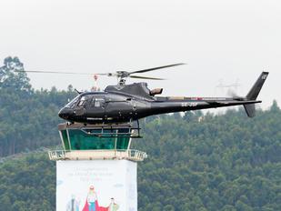 SE-JSF - HeliAir Sweden Eurocopter AS350B3