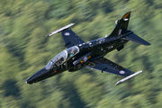ZK018 - Royal Air Force British Aerospace Hawk T.2 aircraft