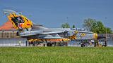 Germany - Air Force Panavia Tornado - ECR 46+57 at Poznań - Ławica airport
