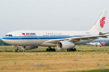B-5933 - Air China Airbus A330-200