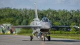 Poland - Air Force Lockheed Martin F-16C Jastrząb 4064 at Poznań - Krzesiny airport