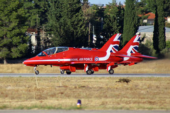 "XX227 - Royal Air Force ""Red Arrows"" British Aerospace Hawk T.1/ 1A"