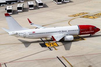EI-FHJ - Norwegian Air Shuttle Boeing 737-800