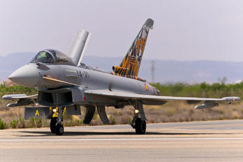 C.16-73 - Spain - Air Force Eurofighter Typhoon S