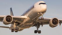 9V-SMO - Singapore Airlines Airbus A350-900 aircraft