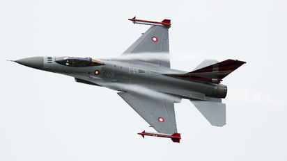 E-601 - Denmark - Air Force General Dynamics F-16AM Fighting Falcon