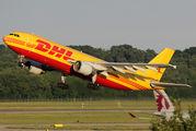 D-AEAM - DHL Cargo Airbus A300F aircraft
