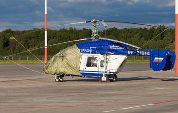 RF-21014 - Russia - Police Kamov Ka-226