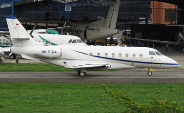 HK-5154S - Searca Gulfstream Aerospace G200