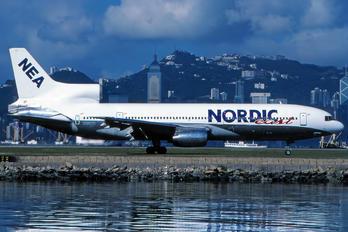 VR-HMV - Nordic East Lockheed L-1011-1 Tristar