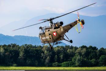 3E-KL - Austria - Air Force Aerospatiale SA-319B Alouette III