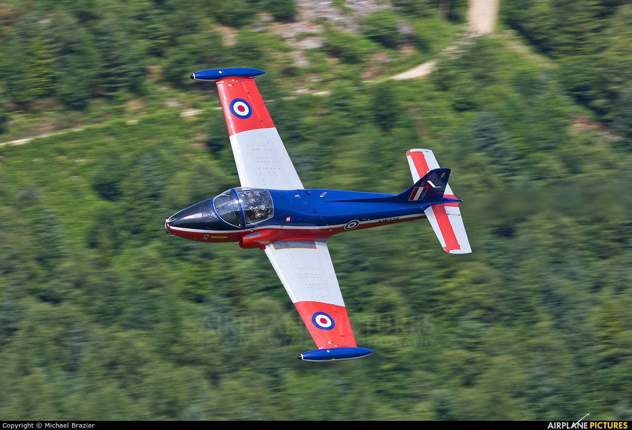 Private G-BWGF aircraft at Machynlleth Loop - LFA 7