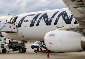 OH-LZN - Finnair Airbus A321