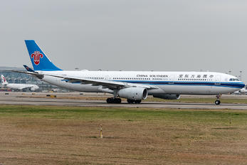 B-8362 - China Southern Airlines Airbus A330-300